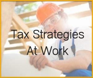 Tax Strategies At Work