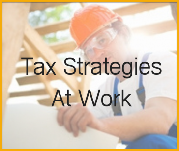 Tax Strategies At Work