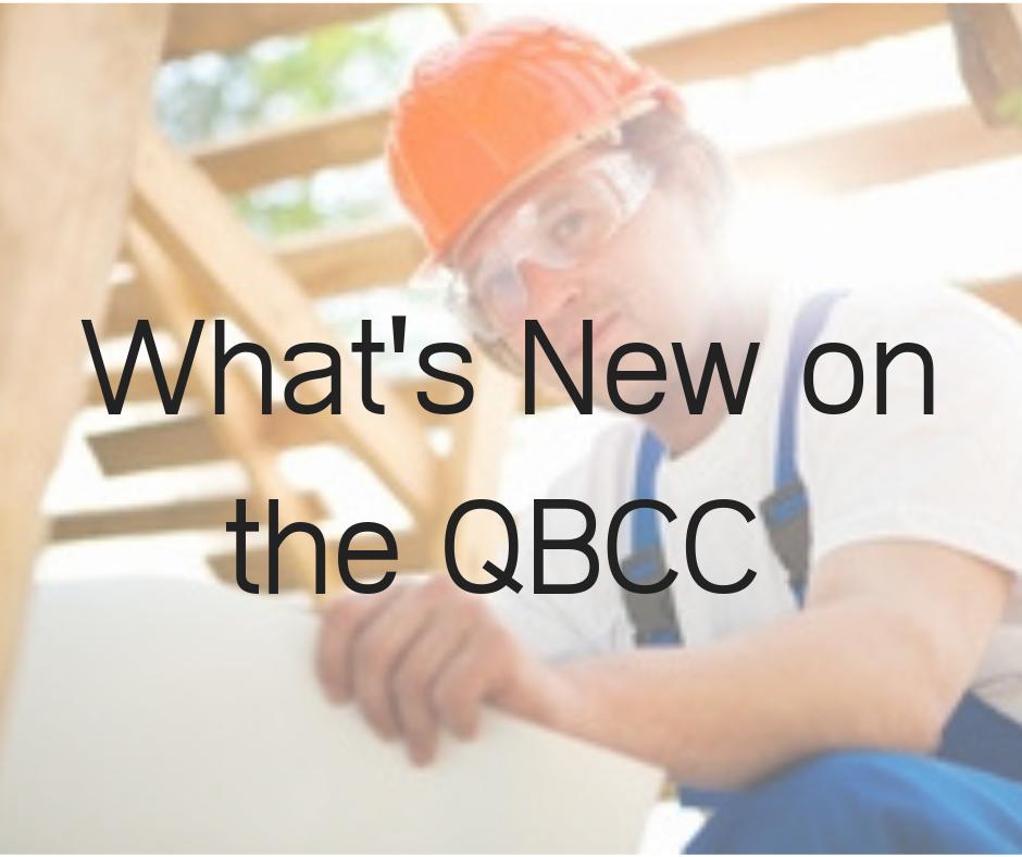 QBCC News