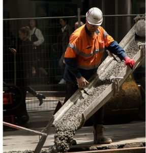 Tax deductions for concreters